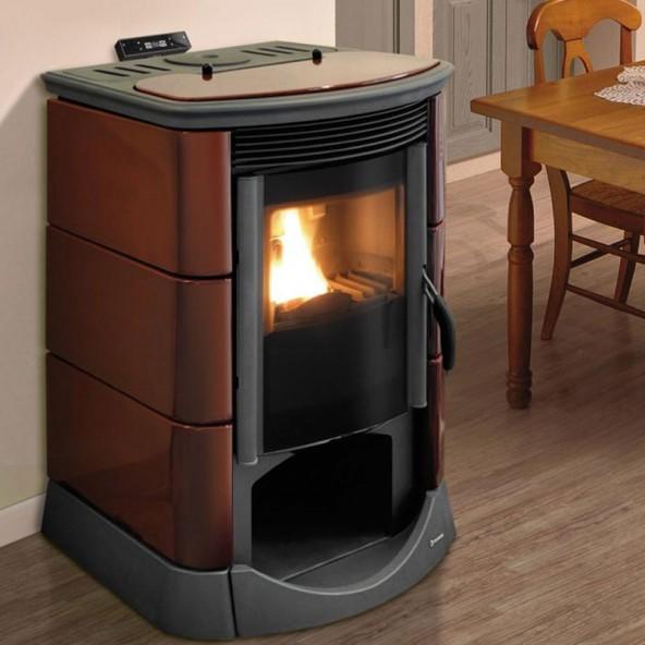 Thermorossi-pelletkachel-6000-Thermocomfort-Maiolica